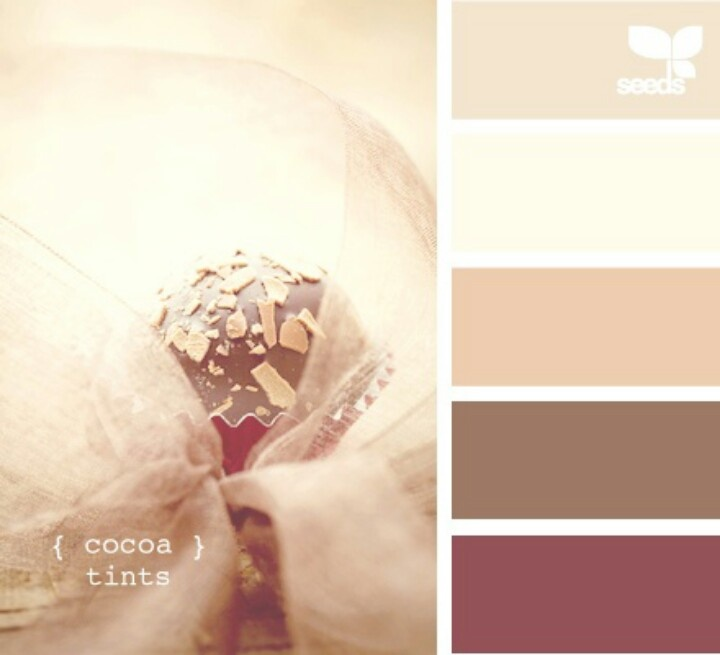 Summer color pallete collor pallets pinterest for What colours go with cream