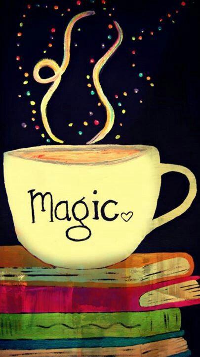 Coffee is Magic | My Coffee Addiction | Pinterest