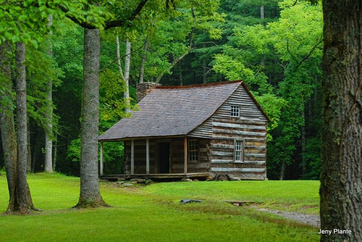 primitive log cabin heaven is a place on earth pinterest On primitive cabin plans