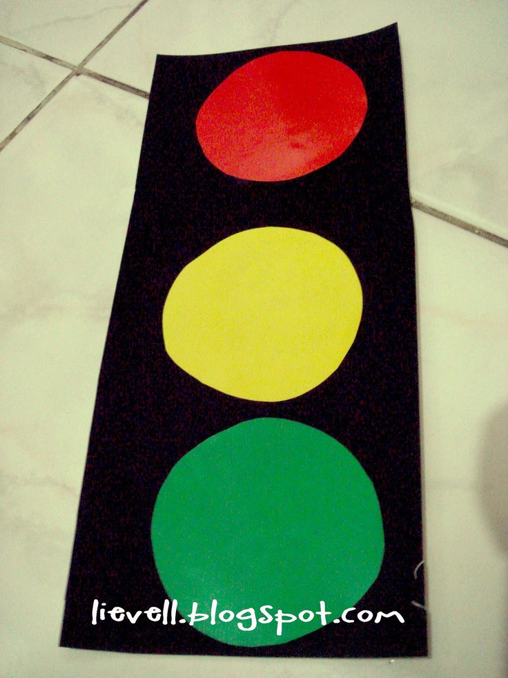traffic light party valentines day