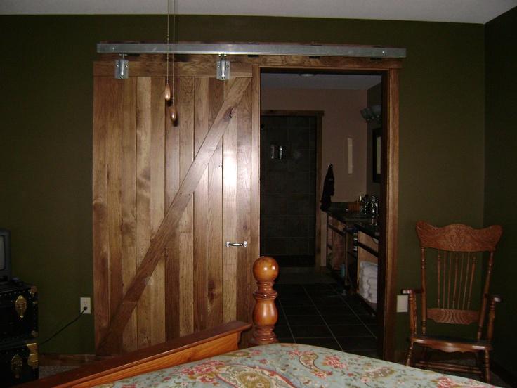 barn door in master bedroom julia hargesheimer this is a wide opening
