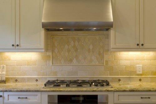 Tumbled Tile Backsplashes Pinterest