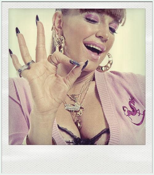 Fergie | Chola-Style |... Fergie