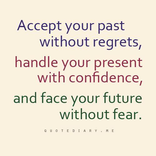 Past Present Future Quotes Inspirational. QuotesGram