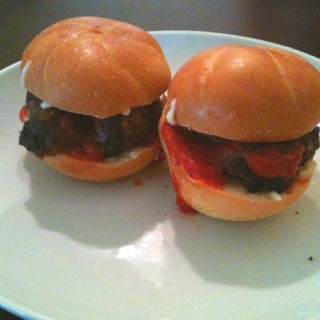 Mini Meatball Sandwiches | Cooking 101 | Pinterest