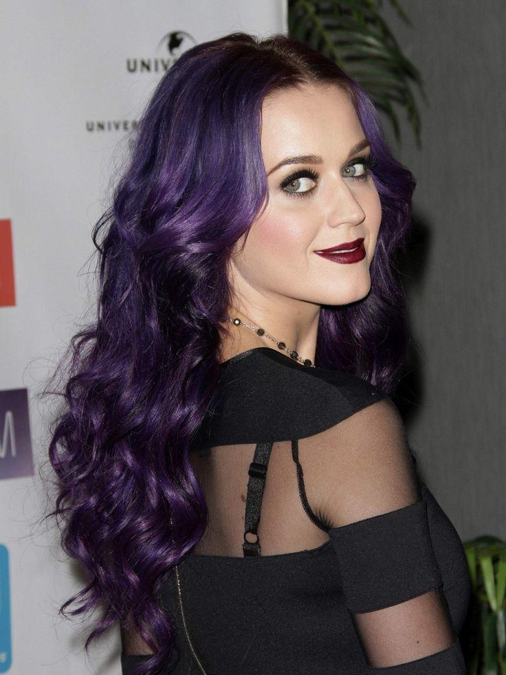 Dark Purple Hair Color Tumblr Midnight Purple Hair Tumblr