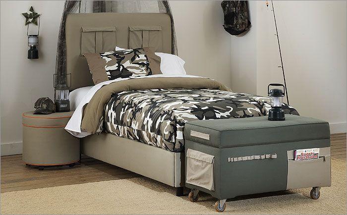 Camo bedroom ideas home decor that i love pinterest for Boys hunting bedroom ideas