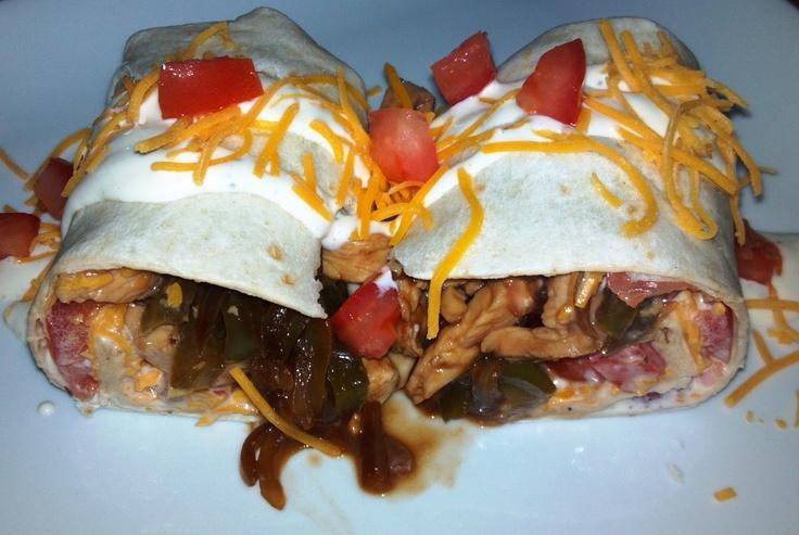 Simple Chicken Fajitas | Yummy! | Pinterest