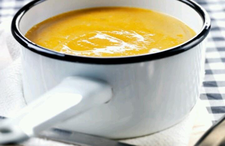 Butternut squash and sweet potato soup | Food & Beverage | Pinterest