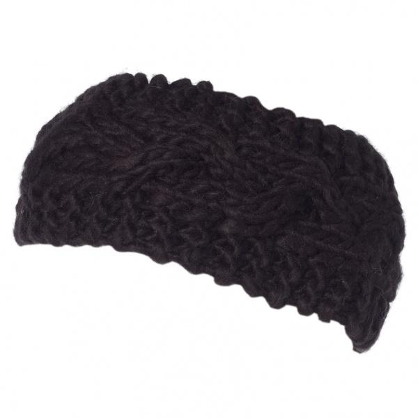 Chunky Cable Knit Headband | ☆Knitting | Pinterest