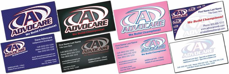 Advocare business card template intellego advocare business card template accmission Images