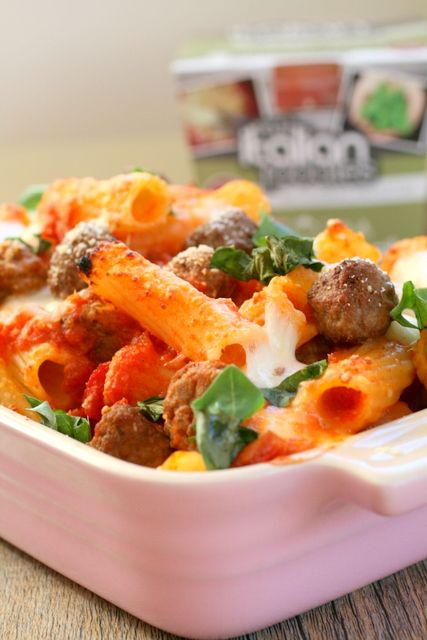"RIF Meatballs al Forno | Recipes on my ""to-try"" pile! 