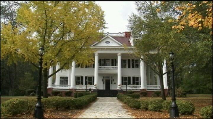 Georgia Southern Plantation Home Dream Home Pinterest