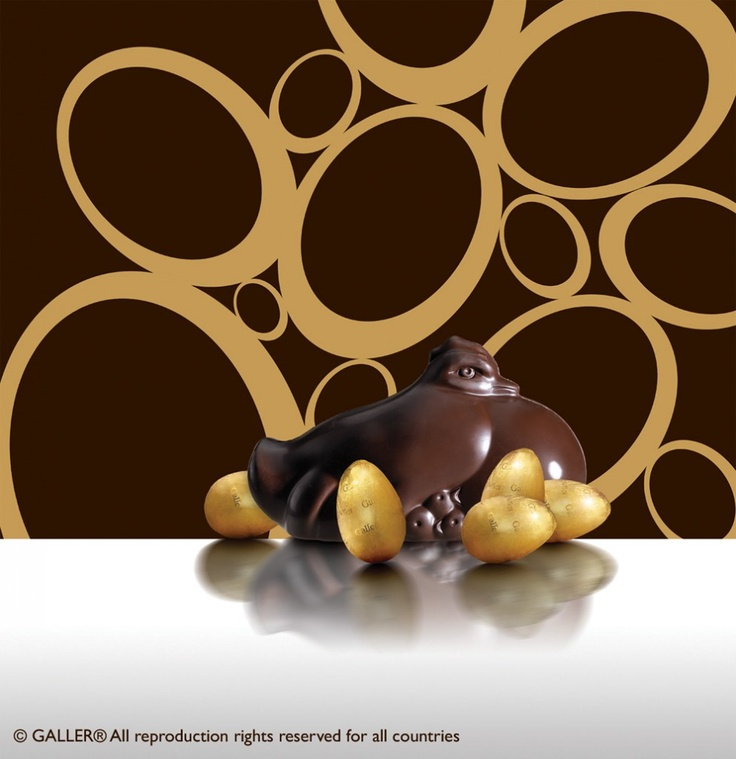 Easter coming up: time for some chocolate heritage ...