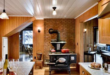 Kitchen - traditional - kitchen - portland maine - Whitten Architects