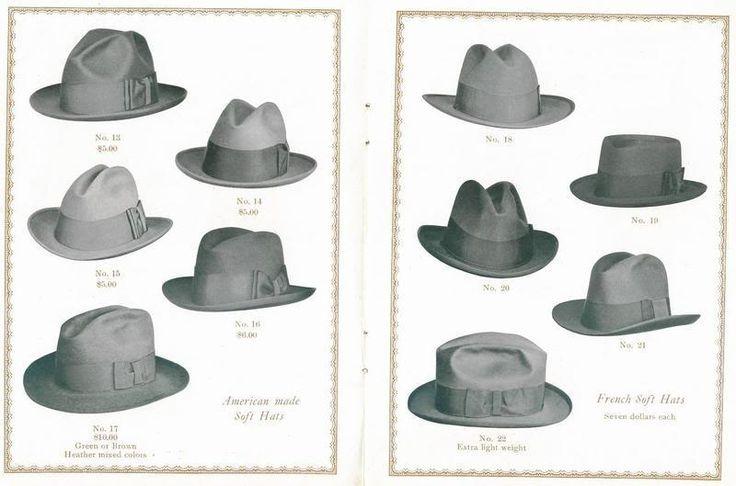 early 1900s fashion hats - photo #35