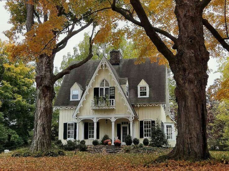 Cozy cottage for the home pinterest for Pictures of cozy homes
