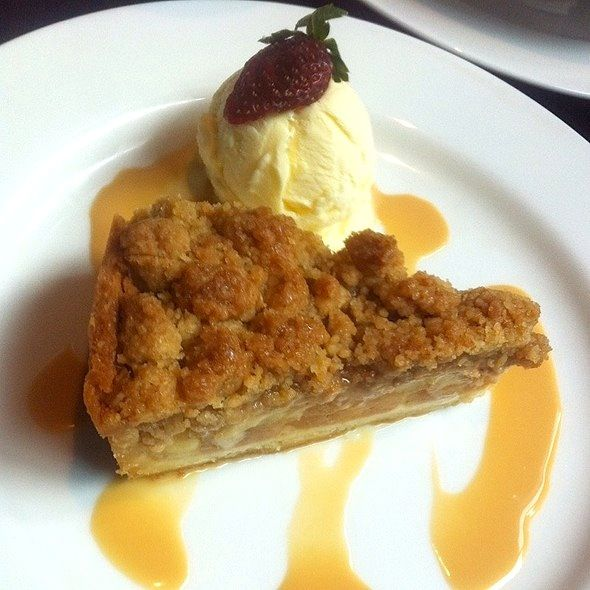 Cinnamon Apple Crumb Pie – Food Recipes | Apple and Pumpkin recipes ...