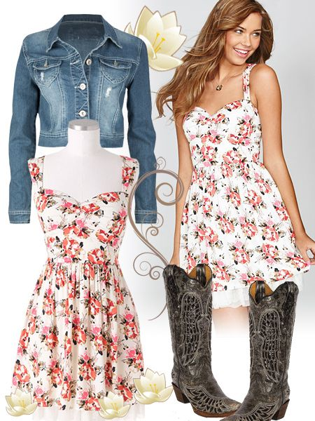 Southern girl fashion
