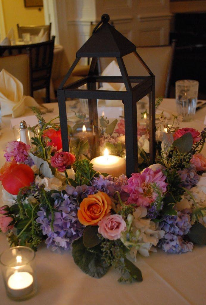 Botanica Kansas City Wedding Flowers Wedding Party Centerpieces