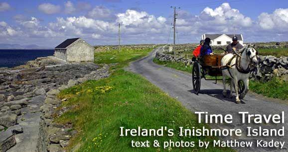 Inishmore Island Ireland