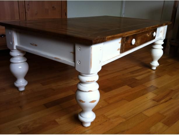 Refinish Coffee Table Pinterest Crafts