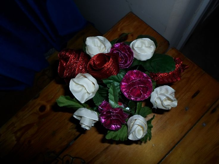 valentine's day bouquet roses