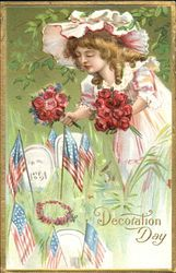vintage memorial day clipart