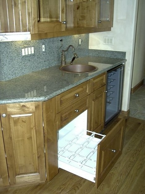 Angle base cabinet kitchen remodel pinterest for Angled kitchen cabinets
