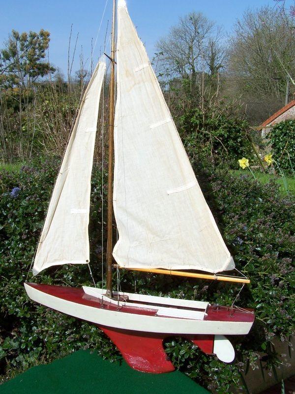 D co voilier de bassin ancien montreuil 3133 voilier montreuil - Voilier de bassin ancien nanterre ...