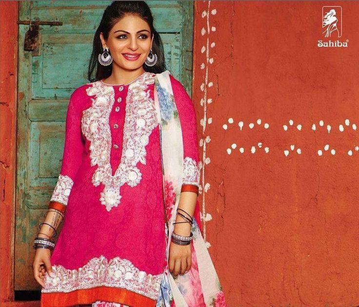 Neeru Bajwa punjabi suits | Punjabi suits | Pinterest