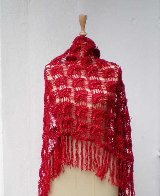 Yet another interesting crochet stitch Knit & Crochet Wearables P ...