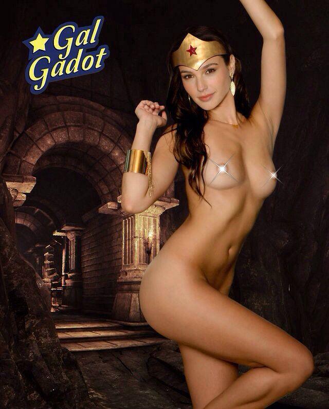 Gal gadot wonder woman nude