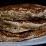 Protein oatmeal pancakes. | Breakfast | Pinterest