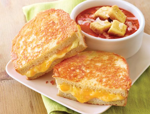 Cheese Griller - A blend of classic sharp cheddar, aged white cheddar ...