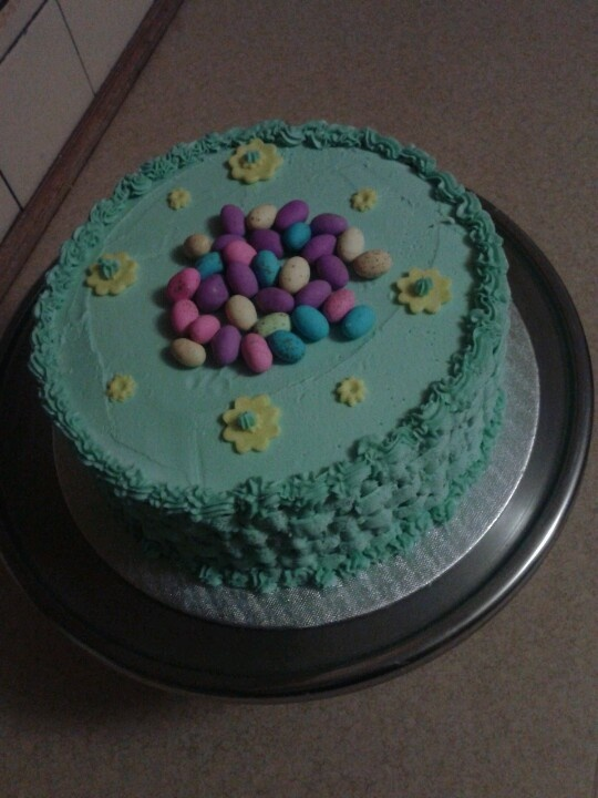 Easter Cake Decorations Pinterest : Easter Cake Cake decorating Pinterest