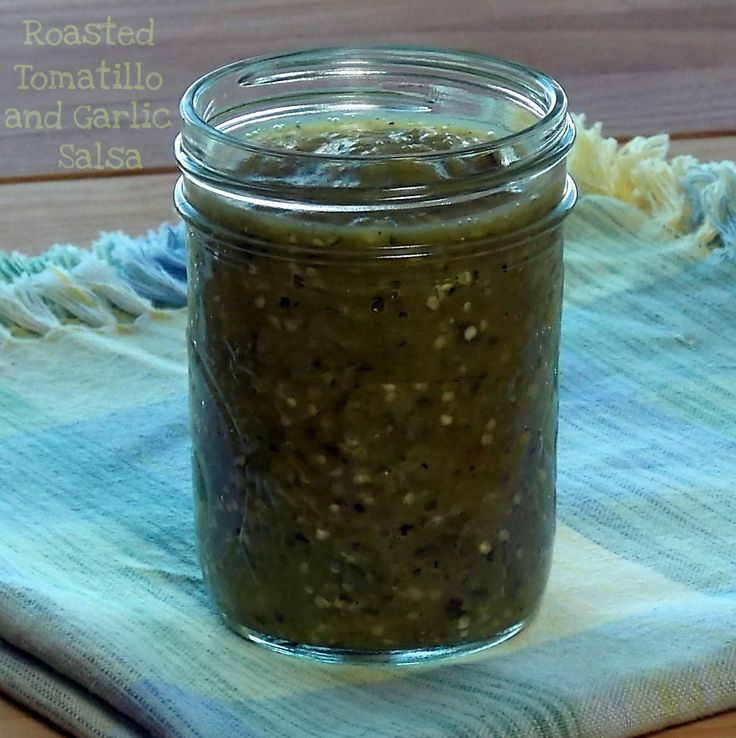 Smoky Chipotle Salsa With Pan-Roasted Tomatillos Recipe ...