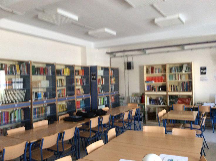 Biblioteca escolar del IES El Temple, La Malahá