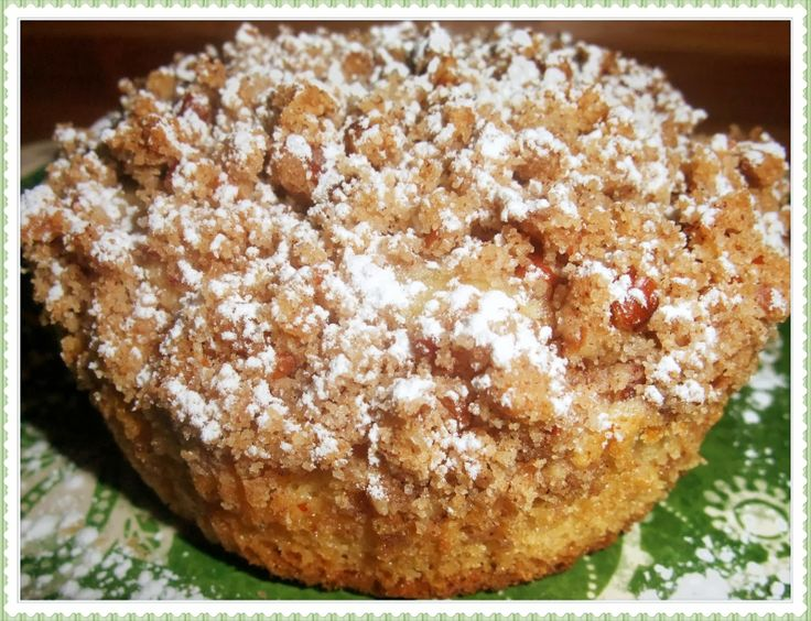 Rosie's Country Baking: Old Fashioned Coffee Cake