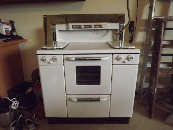 craigslist antique stove