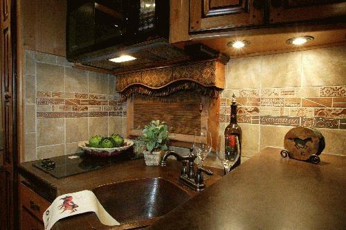 rustic backsplash tile google search kitchen ideas pinterest
