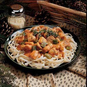 turkey pasta primavera recipes dishmaps spaghetti primavera turkey ...