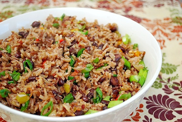 beans red beans and rice red beans rice cuban cuban beans and coconut ...