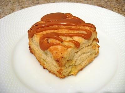 Apple caramel scones | Food, food, food | Pinterest