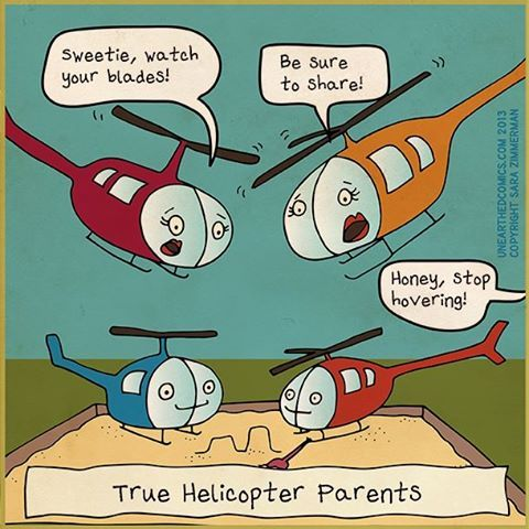 helicopter parents Do you hover over your kids too much webmd shows you signs you might be a helicopter parent.
