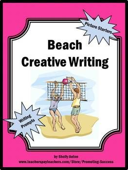 Creative writing about the beach