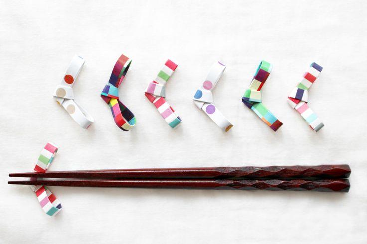 すべての折り紙 箸置き 折り紙 簡単 : 折り紙で作る、簡単で可愛い ...