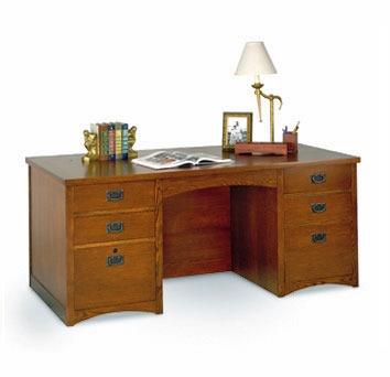 California Bungalow Executive Desk | Office || Desks | Pinterest