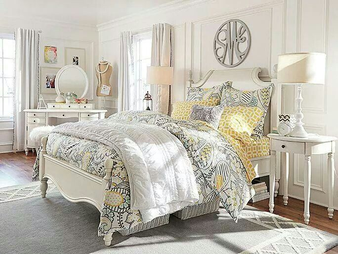 perfect bedroom pottery barn decorating dream house