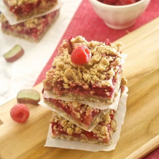 ... whole grain bars perfect for picnics, barbecues, and even breakfast